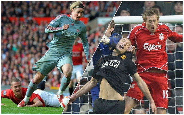 Nemanja Vidic has disrespected Fernando Torres in an interview and rates Peter Crouch higher