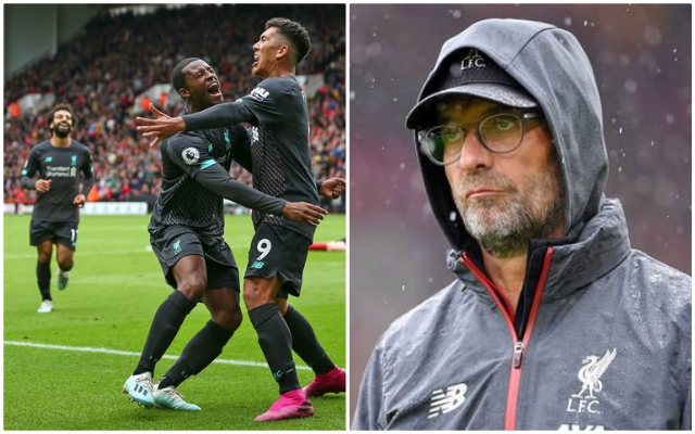 """Not overly happy, but it happens"": Jurgen Klopp admits frustration despite Reds extending lead at the top"