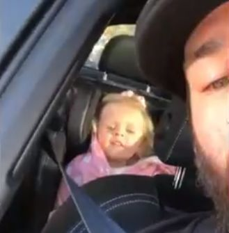 (Video) LFC's Alisson sings to his daughter in Portuguese in adorable clip