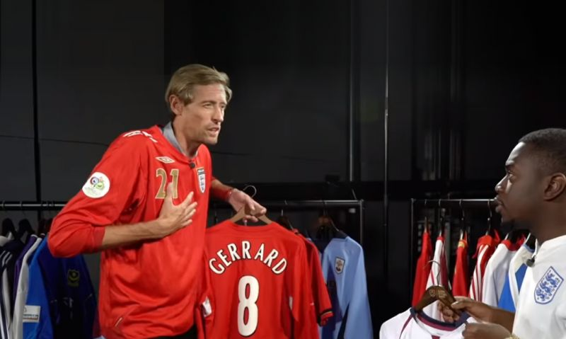 (Video) Peter Crouch admits his time at LFC was the best of his career