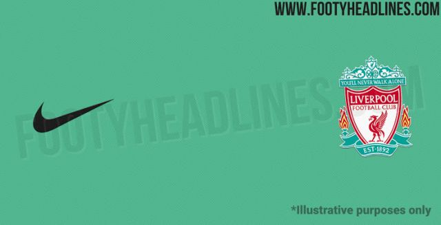 Images Details Of Green Lfc Nike Kit For 2021 22 Have Been Already Been Leaked Online