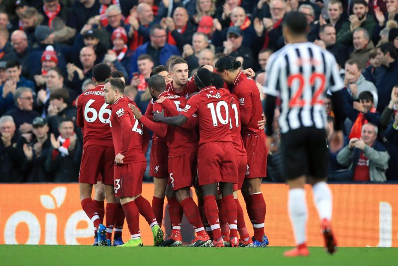 Computer: Newcastle have '3%' chance of Anfield win