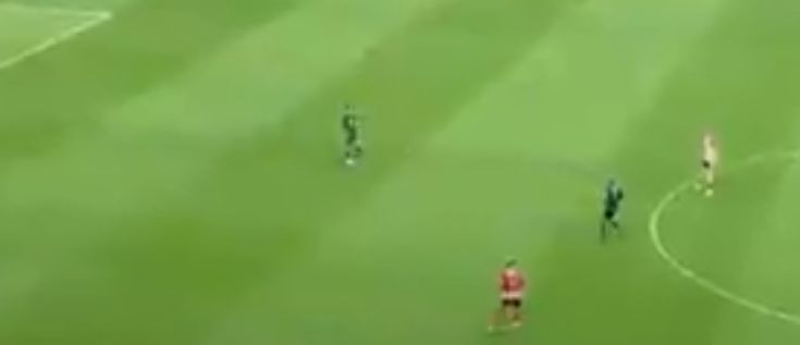 (Video) Virgil's defence-splitting pass shows he's a danger from the deep