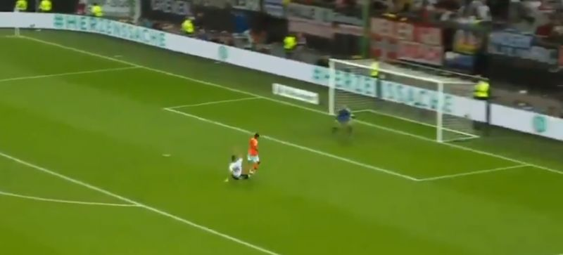 (Video) Wijnadum scores after gut-busting run for the Netherlands