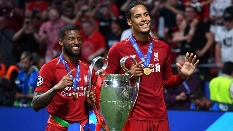 Van Dijk responds to new contract speculation