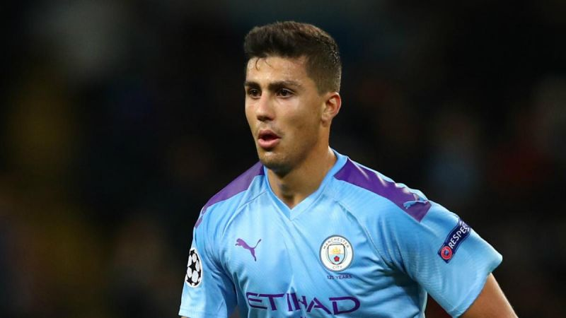 "Liverpool are ""the best team in England"", according to Man City's Rodri"