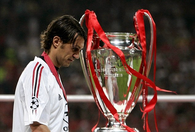 Paolo Maldini unable to leave 2005 Champions League final defeat in the past