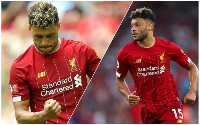 """I expect to feel it for the next couple of years"": Alex Oxlade-Chamberlain provides update on knee injury"