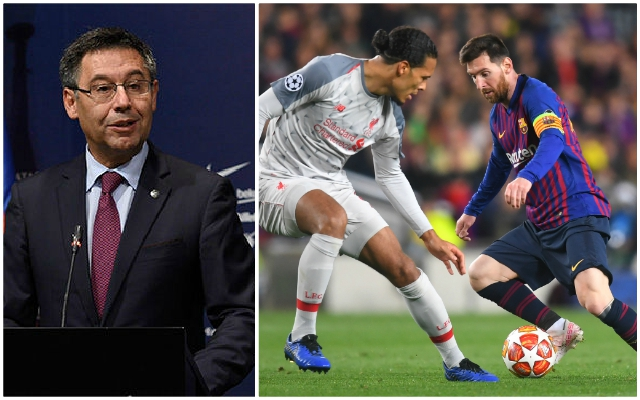 A Coutinho clause that Liverpool negotiated is set to run out – and Barcelona want to exploit it with Van Dijk signing