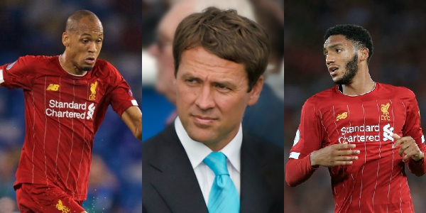 """""""Really nervy"""" – Michael Owen unconvinced by Liverpool duo after Salzburg thriller"""
