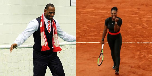 How Nike athletes LeBron James & Serena Williams helped LFC in court v. New Balance