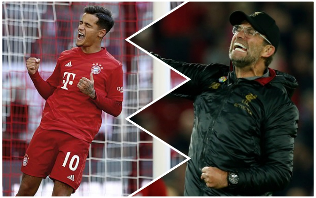Why Reds fans should all want Philippe Coutinho to succeed at Bayern Munich