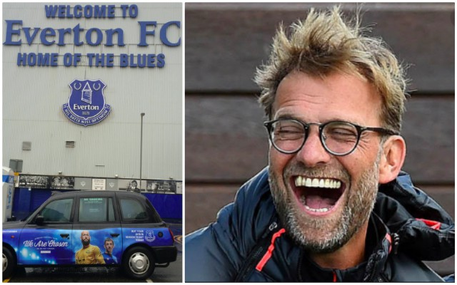 (Video) Furious Everton taxi-driver slams 'Horrible' Reds & promises 'We'll have our day, mate'