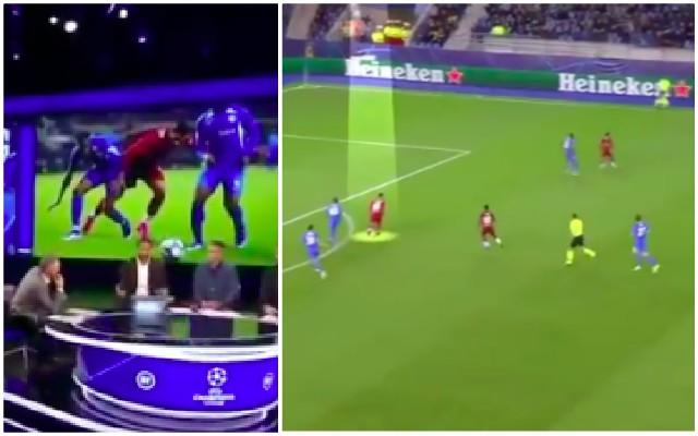 (Video) Watch BT Sport pundits gasp & coo over Firmino highlights v Genk