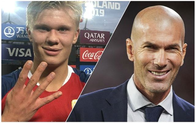 Real Madrid enter the race for exciting reported Reds target