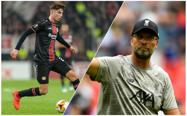 Reds consider €125m Havertz bid after December talks with agent – Reports
