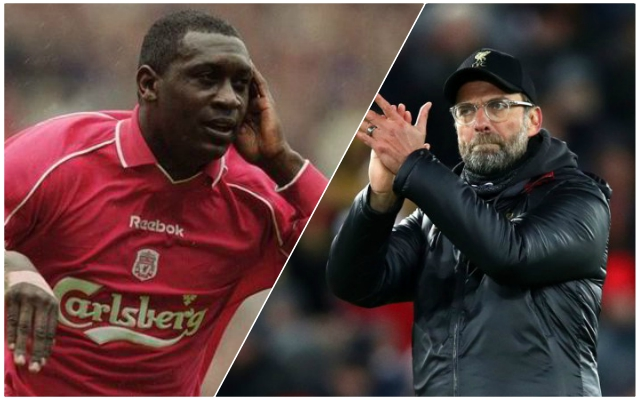 Heskey makes Klopp prediction, but we think he's misunderstood Jurgen's ambitions