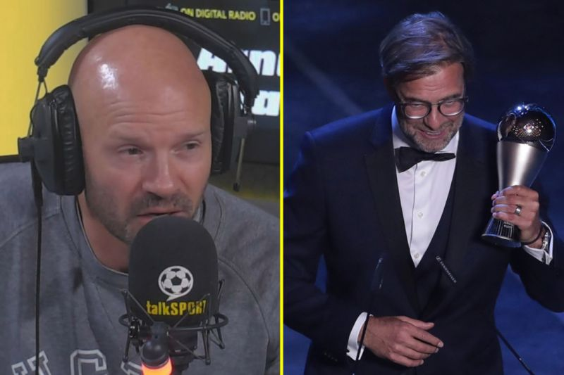 (Video) Danny Mills' ludicrous take on Jurgen Klopp slammed: 'Weird individual'
