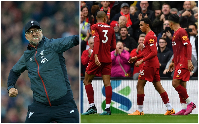 'Best player I've ever seen!': Some Reds react to performance of Fabinho against Leicester City
