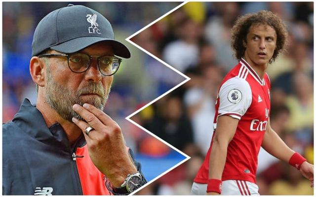 Arsenal man David Luiz makes huge claim as he says the Gunners can beat Liverpool to the title this season
