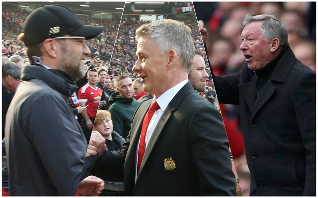 Fergie lauds 'brilliant' Klopp who has LFC playing with 'Attacking flair, excitement and imagination'