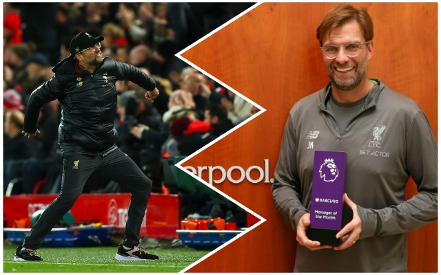 Jurgen Klopp has achieved something no Premier League manager has for nearly a quarter of a century