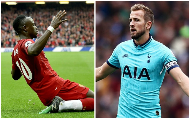 Sadio Mane's goals record compared to Harry Kane's this year proves the Reds man deserves lots more credit
