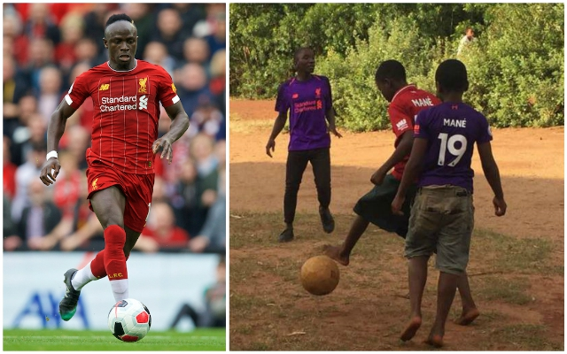 Sadio Mane's latest quotes prove he's one of football's nicest men
