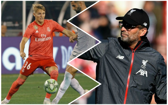 Report claims Reds want to sign exciting wonderkid for £71.2 million but face stern competition