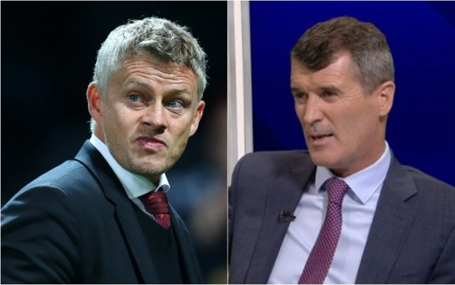 Roy Keane makes a fool of Solskjaer after stupid Liverpool claim