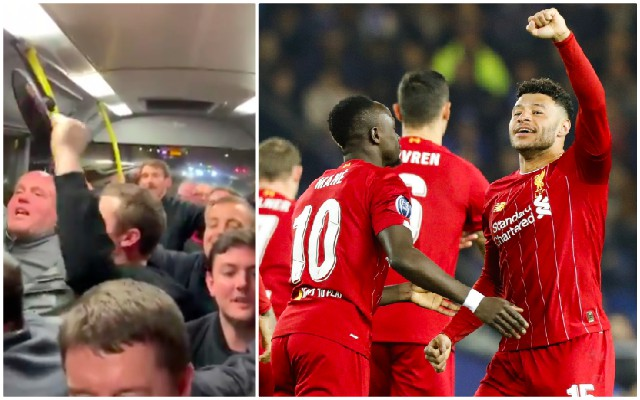 (Video) LFC fans come up with genius new Oxlade-Chamberlain song – NSFW