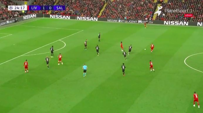 (Video) Look where Robertson started in move for wonderful Liverpool goal