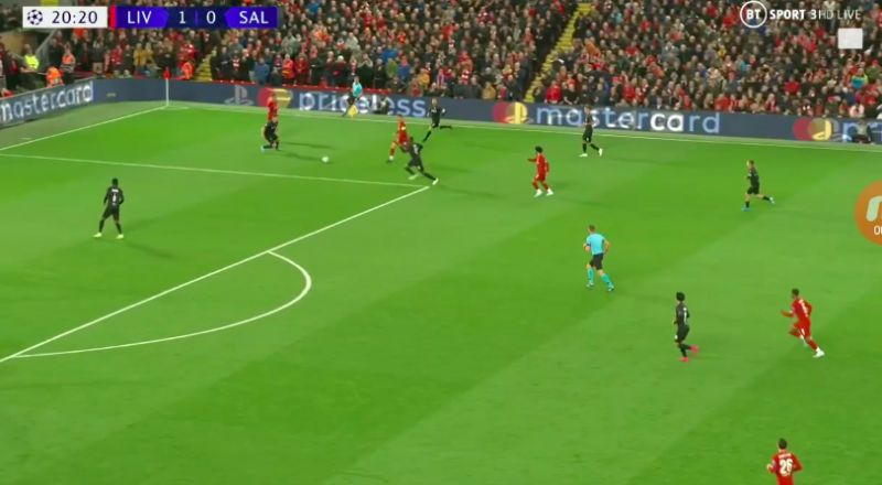 (Video) This Firmino/Hendo combo sums up good LFC were before bizarre meltdown