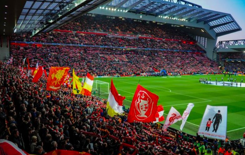 Liverpool tickets are most expensive on the secondary market