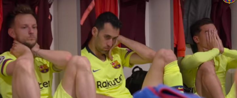 Unreal: Barca had TV cameras in dressing room for 4-0 defeat to Liverpool