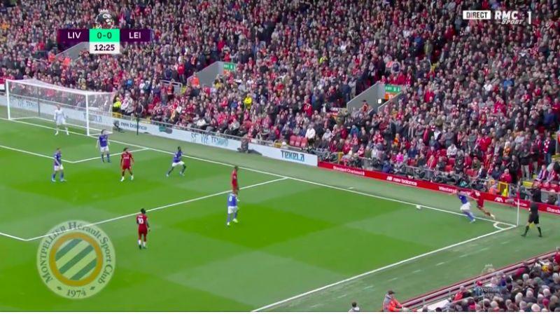 (Video) Trent nutmegs Chilwell in battle of England fullbacks