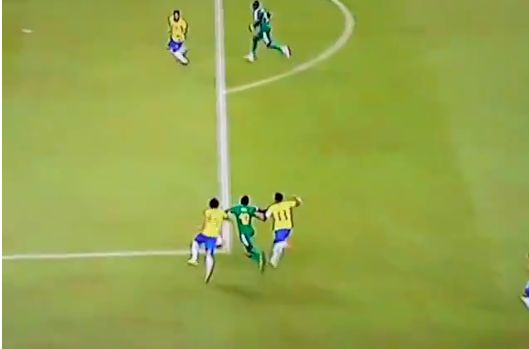 (Video) 2:18 of Sadio Mane bullying Brazil: Best player on a pitch that included Neymar
