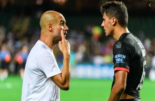Man City dealt fresh injury blow; Rodri & Zinchenko to miss Liverpool game