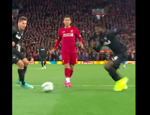 (Video) New angle shows insane view of Firmino assist
