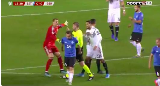 (Video) Emre Can's red-card shocker for Germany shows demise of former LFC man