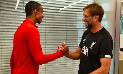 Klopp: Why we've given 'world-class' Matip a new contract