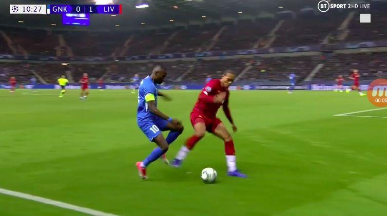 Van Dijk discusses defensive sacrifice of Keita & Oxlade-Chamberlain in midfield
