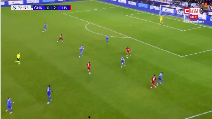 (Video) Firmino>Salah>Mane>Goal: Liverpool's famous front-three combine for stunner