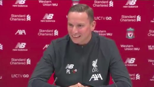 (Video) Pep Lijnders tactical explanation of Liverpool goes viral