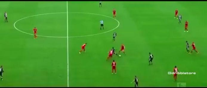 (Video) Denis Zakaria's best bits; as Sky Germany claim talks with LFC already begun