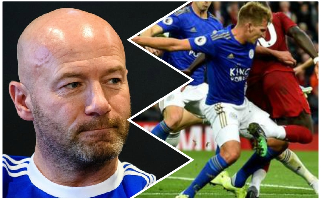 Alan Shearer's hypocrisy when it comes to penalties is stunning