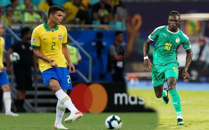 Thiago Silva says Sadio Mane 'almost perfect' & should win Ballon d'Or