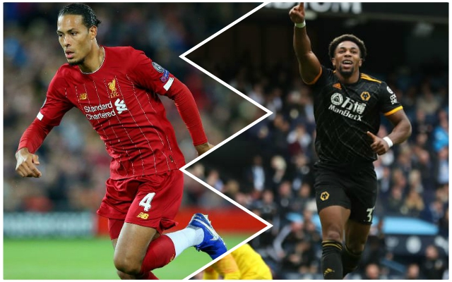 Virgil van Dijk gives his verdict on Manchester City's shock defeat against Wolves