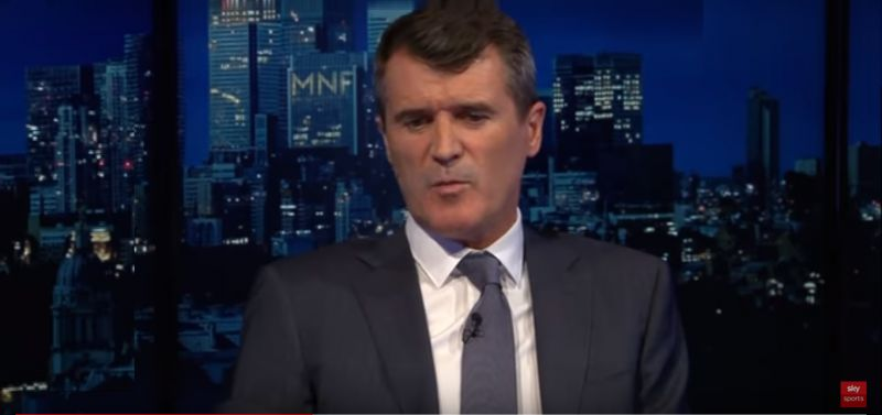 (Video) Roy Keane admits he wouldn't begrudge Liverpool winning the PL title