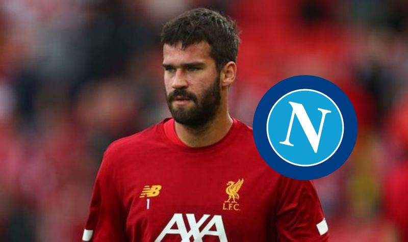 Alisson reveals he could have joined Napoli last summer – and explains why he didn't